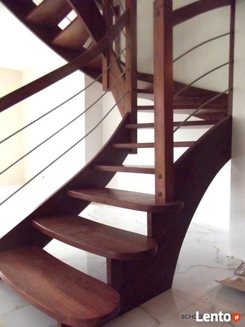 Schody Drew-Met