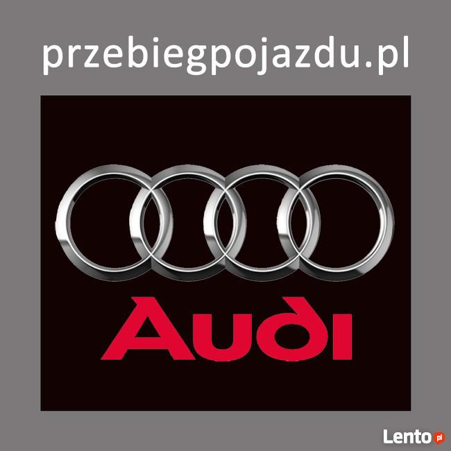 Audi, Bmw, Mercedes, VW sprawdzenie VIN przebieg historia