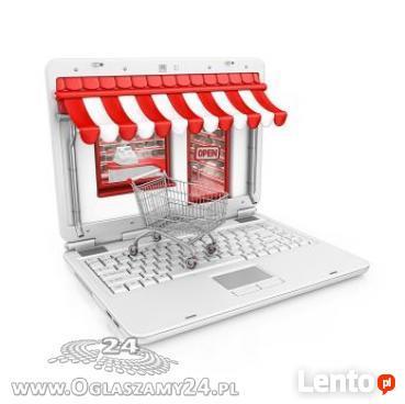 Tworzenie sklepów i stron www wraz z reklamą 1 rok Gratis!!