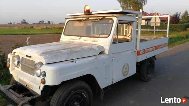 Nissan Patrol LG60 4.0 rocznik 70 UNIKAT 130KM