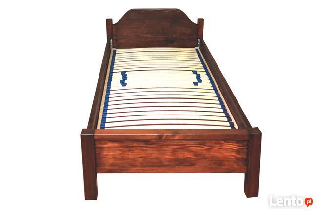Archiwalne łóżko Piętrowe Z Litego Drewna Nowe Dla Dzieci I