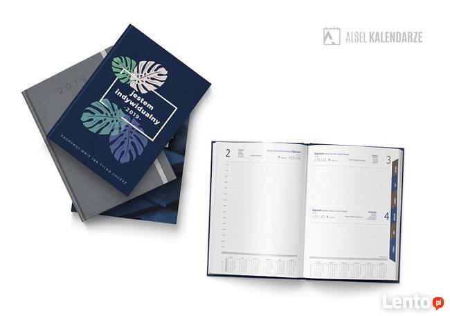 Kalendarze Książkowe 2019 z Logo Twojej Firmy - już od 5 zł