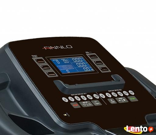 Bieżnia FINNLO Technum IV - Salon sprzedaży! Darmowa wysyłka