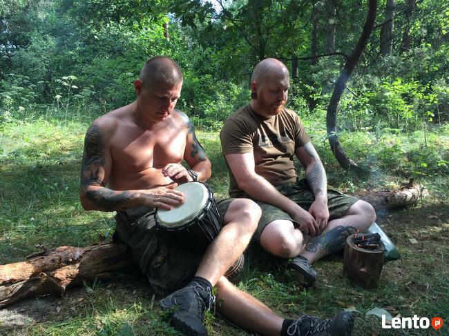 Kurs Przetrwania - Survivalowo Bushcraftowy
