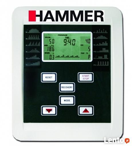 Rower treningowy HAMMER CARDIO T2