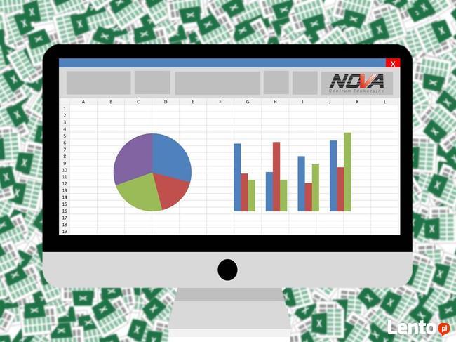 Poznaj jakie tajemnice kryje w sobie MS Excel! Zapisz się!