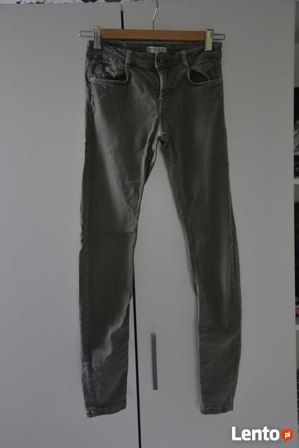 Sprzedam modne ubrania, znane marki, r. 34-38, stan idealny.