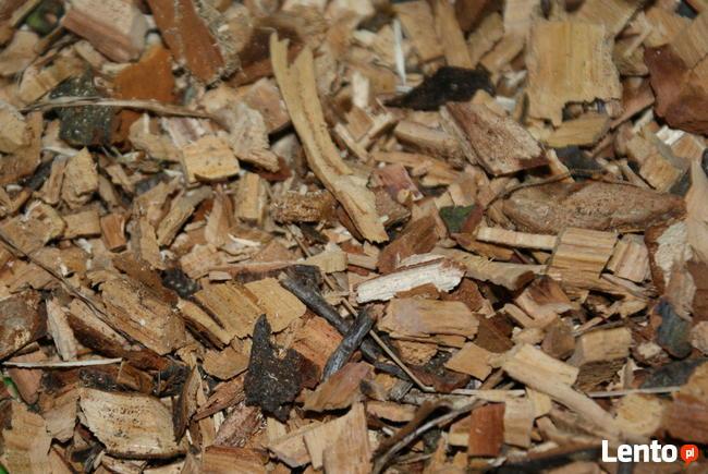 zrąbki, zrębki drzewne, wędzarnicze drewno opałowe