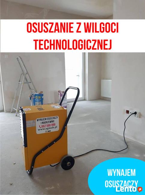 Wynajem Osuszaczy Powietrza Lublin i okolice AGMAK