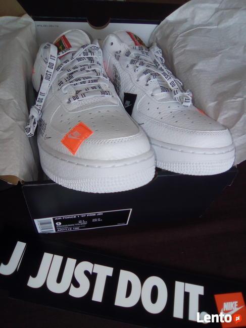 Nike Air Force 1 07 PRM JDI r. 45,5 i r. 35,5 AR7719 100