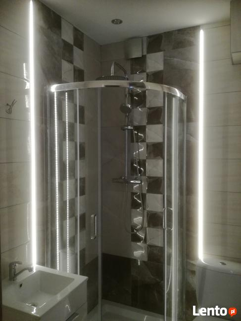 Łazienki od podstaw tynki hydraulika elektryka zabudowy