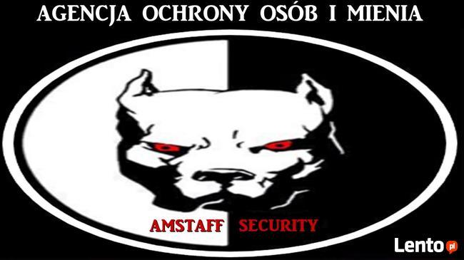 AGENCJA OCHRONY OSÓB I MIENIA AMSTAFF SECURITY
