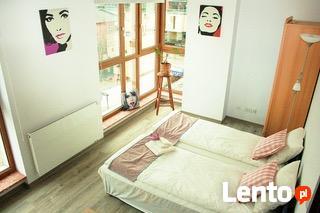 Dwupokojowe mieszkanie dla 2-3 studentów, Gdańsk-Wrzeszcz