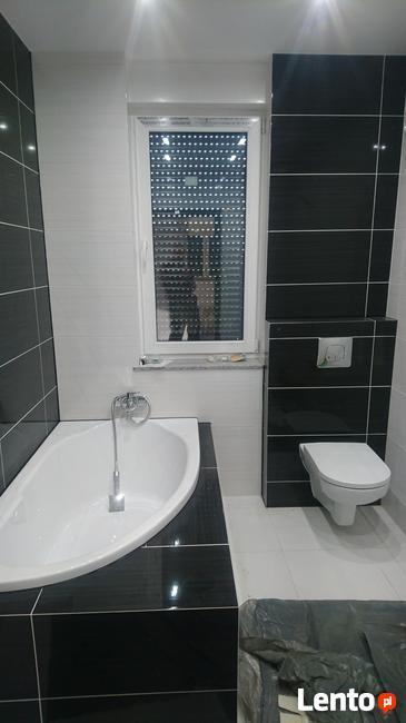 Remont łazienki Kuchniwoda Fazowanie Płytek 45 Stopni
