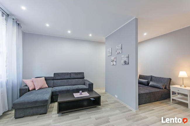 Quality Apartments – White Studio Apartment, Gdansk Old Town