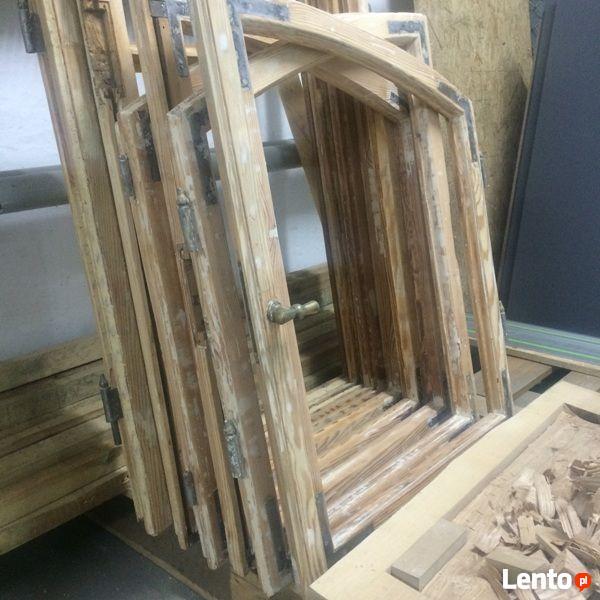 Renowacja drzwi, okien, krzeseł