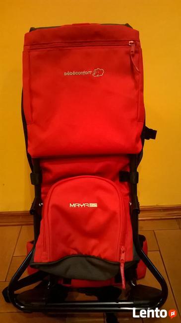 Nosidełko dla dziecka - plecak ( Bebeconfort Maya )