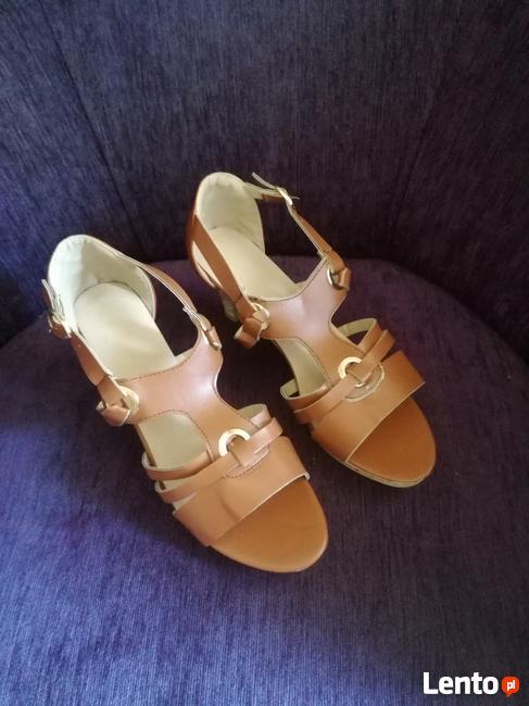 Nowe sandały, rozmiar 43