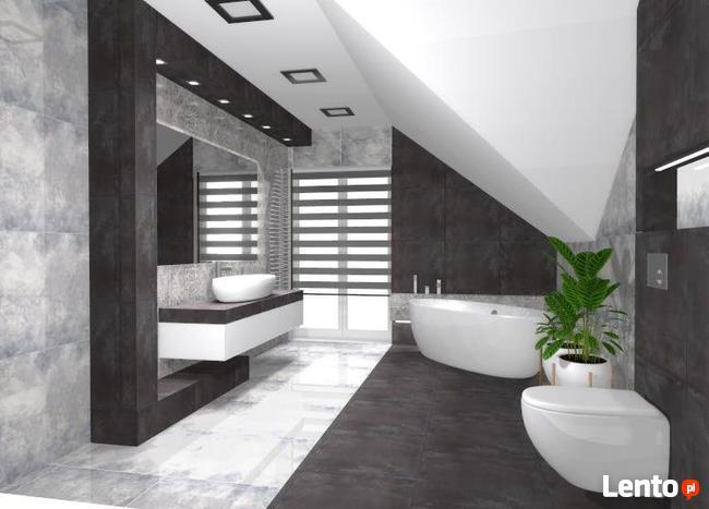 Projekt Aranżacja Wnętrz Meble Kuchenne łazienki Nowy Sącz
