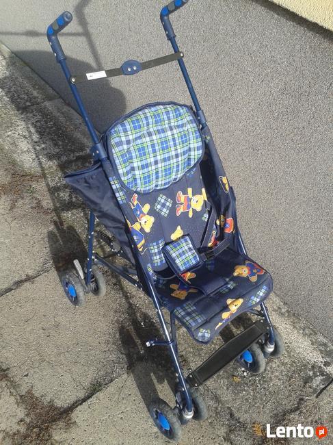 Wózek dziecinny parasolka za 50 zł.
