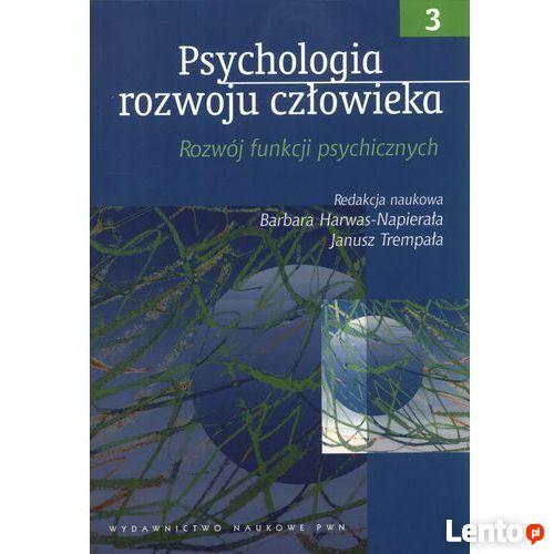 Psychologia rozwoju człowieka (210 str.)