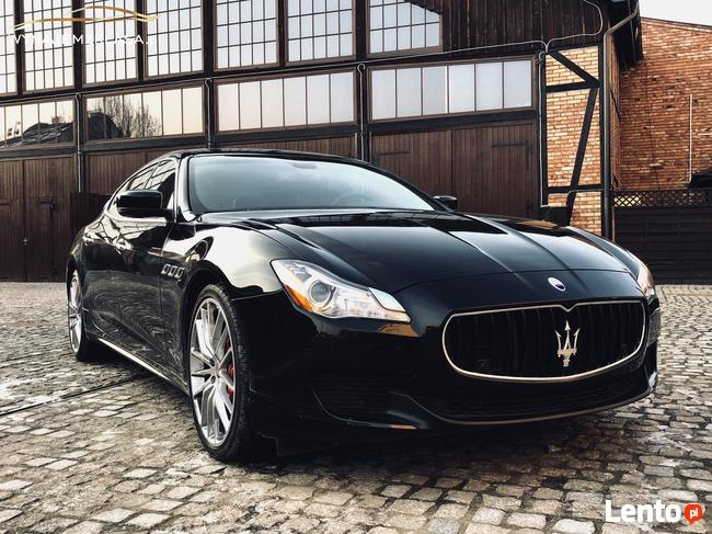 wynajem Maserati, Garbus, Ferrari, Lamborghini i inne