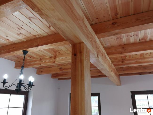 Domy szkieletowe drewniane Dachy usługi budowlane RAFTERS