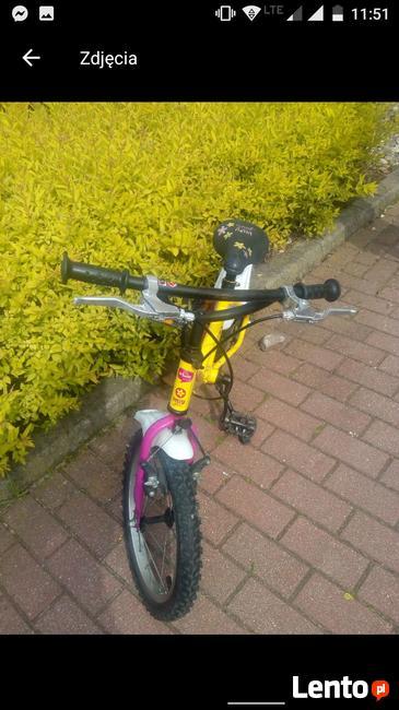 Rower 16 cali
