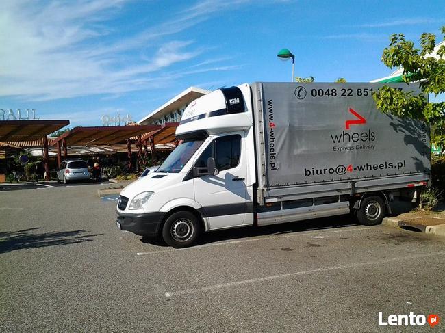 Usługi Transportowe, Transport