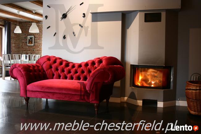 Sofa Madam Chesterfield 3-osobowa