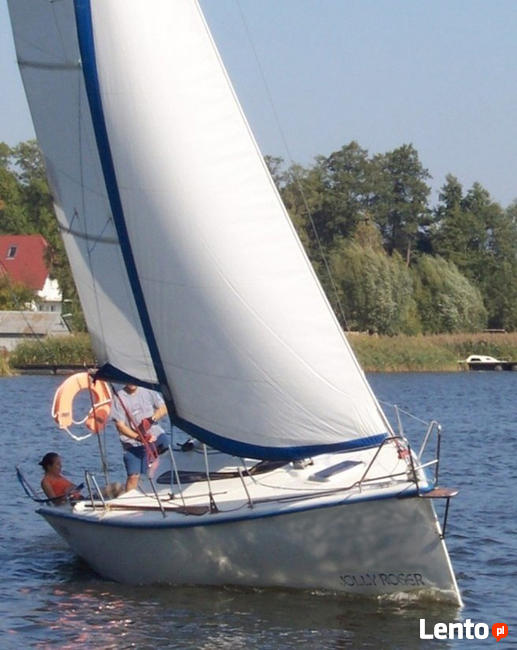 Czarter jachtu Mazury Twister 800, Giżycko