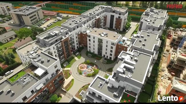 Mieszkanie z ogródkiem na warszawskim Bemowie