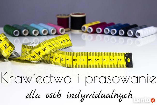 Krawiectwo | Prasowanie | Dojazd | Bełchatów + Piotrków