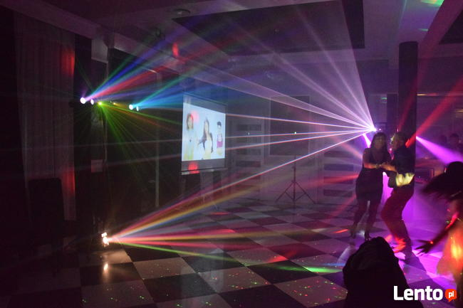 DJ wesela, imprezy okolicznościowe, bankiety