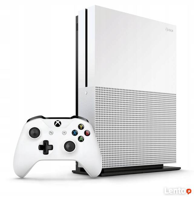KONSOLA XBOX ONE S 500GB + PAD - KOMPLETNY ZESTAWORYGINALNA