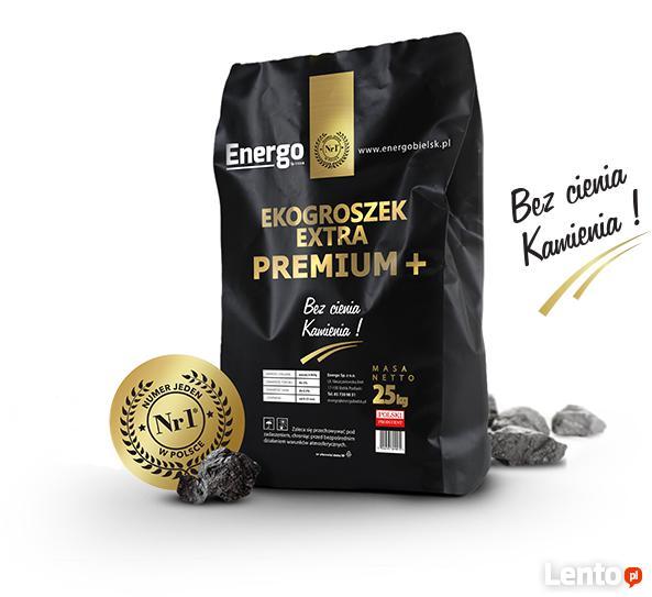 Ekogroszek Extra Premium Nowość