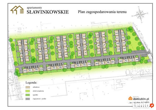 Nowa inwestycja na lubelskim Sławinku
