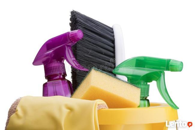 Czyścioszek - sprzątanie mieszkań, biur, domów, koszenie tra