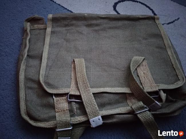 torba na wyposażenie brezentowa wojskowa sił powietrznych