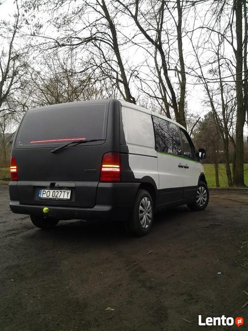 Kamper - Mercedes Vito 2,2 cdi