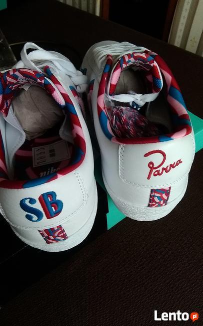 Totalna NOWOŚĆ Nike SB BLAZER LOW x PARRA - CN4507 100 kilka