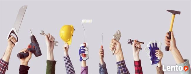 Praca - docieplenia budynków, remonty
