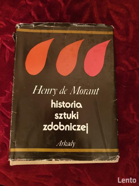 Historia sztuki zdobniczej H. De Morant