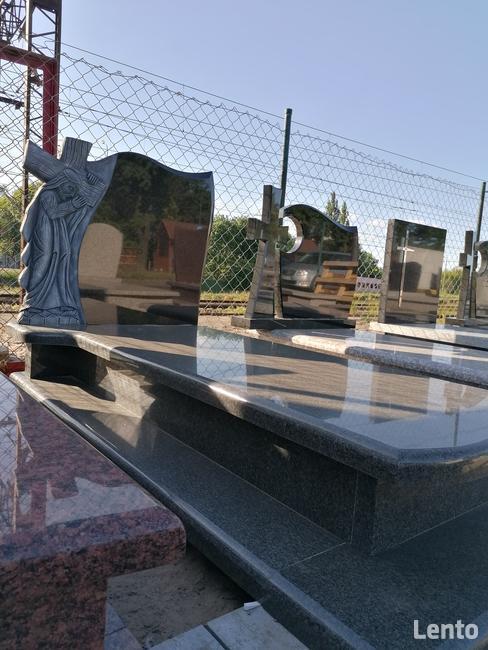 Nagrobki podnoszenie czyszczenie poziomowanie pomników