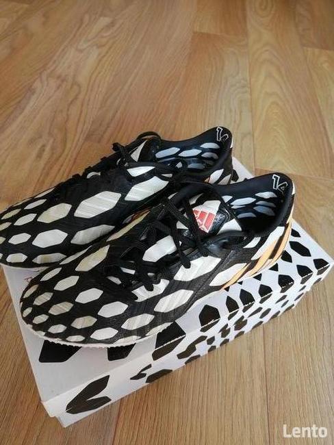 Sprzedam buty adidas predator rozmiar 40 i 2/3