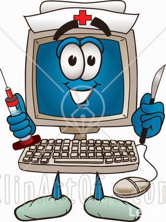 serwis komputerowy KLik-KLik 24h tanio z dojazdem W-wa i oko