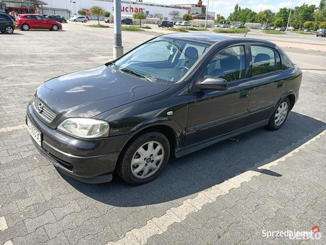 Opel Astra G 1.6 16V 101 KM !