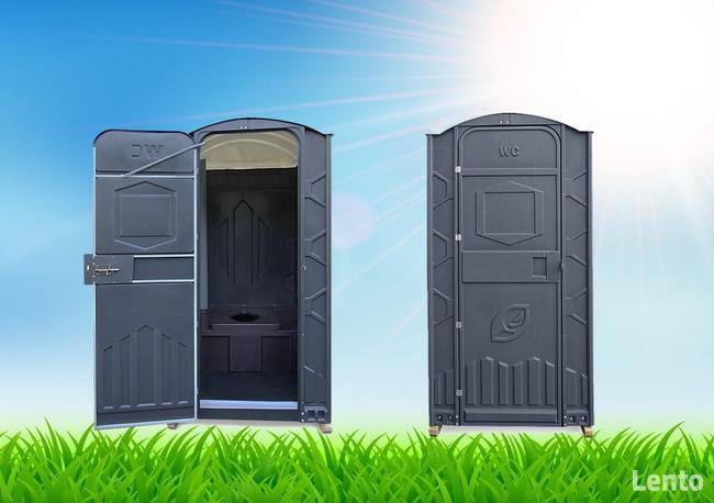 Toaleta zewnętrzna, Bio-WC - 1500 zł (z VAT) + dostaw