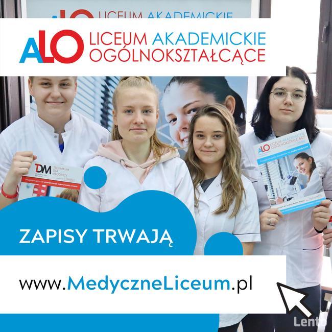 Akademickie Liceum Ogólnokształcące Warszawa