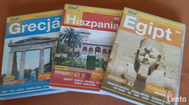 Podróże Marzeń płyta cd: Grecja, Egipt,Hiszpania, USA
